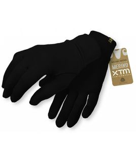 XTM MERINO ADULTS GLOVE LINERS - SIZE M