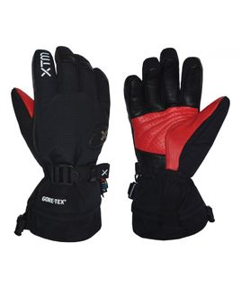XTM ASPEN GORE-TEX KIDS GLOVES - BLACK - SIZE S