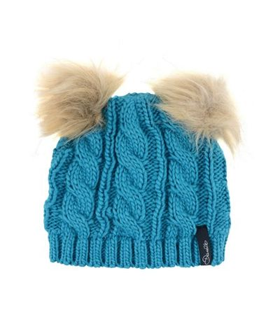 DARE2B QUICKTHINK KIDS BEANIE - FRESHWATER BLUE - SIZE 3 TO 6 YEARS