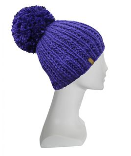 XTM BELLE WOMENS BEANIE - PURPLE