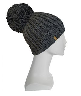 XTM BELLE WOMENS BEANIE - DARK GREY