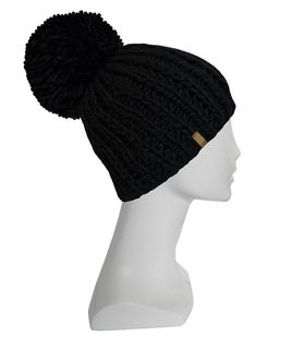 XTM BELLE ADULTS BEANIE - BLACK