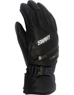 SWANY X-CLUSIVE MENS GLOVES - BLACK