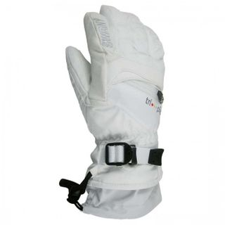 SWANY X-CHANGE JR KIDS GLOVES - WHITE - SIZE M