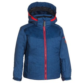 PHENIX BERGEN KIDS JACKET - NAVY - SIZE 0-4