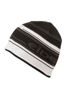 EIDER GARMISH BIFACE ADULTS BEANIE - BLACK/WHITE