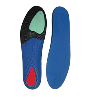 ZIPFIT FOOTPRINT FUNCTION INSOLE - SIZE 23