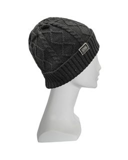 XTM BRONSON ADULTS BEANIE - BLACK