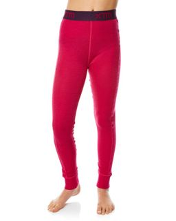 XTM MERINO KIDS PANTS - DEEP PINK - 230 GRAMS