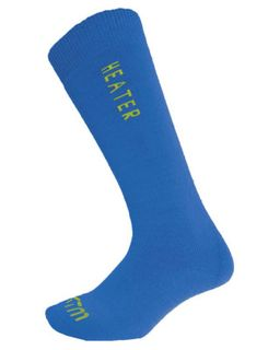 XTM HEATER KIDS SOCKS - FRENCH BLUE