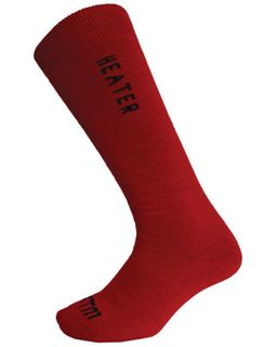 XTM HEATER ADULTS SOCKS - RED