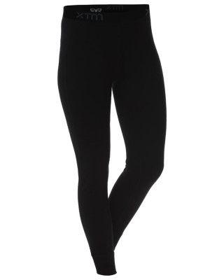 XTM MERINO WOMENS PANTS - BLACK - 230 GRAMS - SIZE 8