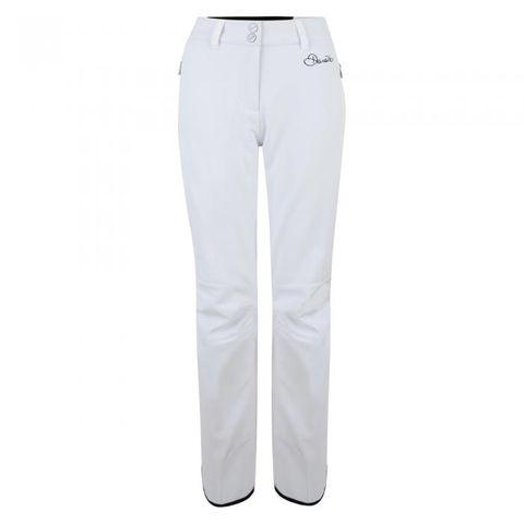 DARE2B REMARK WOMENS PANTS - WHITE - SIZE 16/42