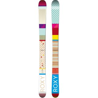ROXY BON BON 2016 KIDS SKIS WITH LOOK XPRESS TEAM BINDINGS - SIZE 148cm
