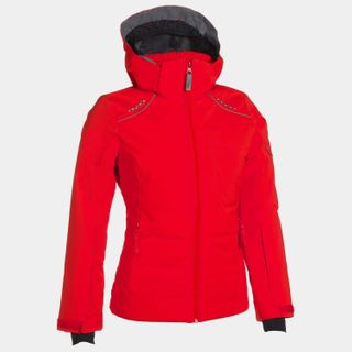 PHENIX SNOW FLOWER GIRLS - JACKET - RED - SIZE 18