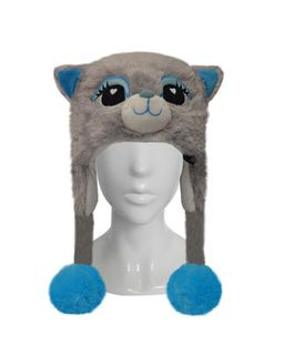 XTM FURBLE KIDS BEANIE - KITTY CAT