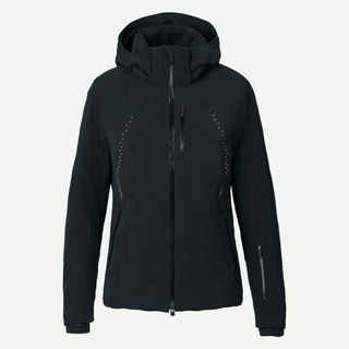 KJUS EDELWEISS WOMENS JACKET - BLACK