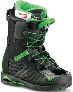 NORTHWAVE PROPHECY SL 2015 MENS SNOWBOARD BOOTS - BLACK/GREEN