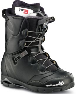 NORTHWAVE DECADE SL 2015 MENS SNOWBOARD BOOTS - BLACK