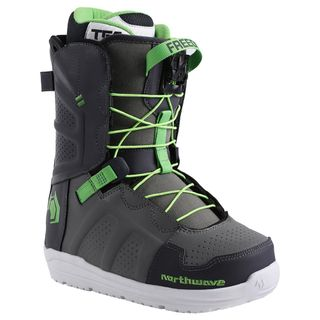 NORTHWAVE FREEDOM SL 2017 MENS SNOWBOARD BOOTS - GREY