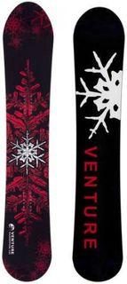 VENTURE STORM MENS SNOWBOARD