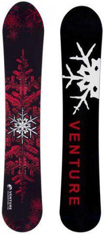 VENTURE STORM MENS SNOWBOARD - SIZE 166cm/26cm width