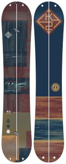 K2 PANORAMIC 2016 MENS SPLIT BOARD - 162cm