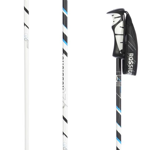ROSSIGNOL CARBON G20 ADULTS SKI POLES - SIZE 110