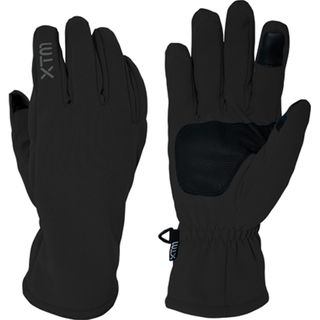XTM TEASE ADULTS SOFTSHELL GLOVE - BLACK - SIZE S