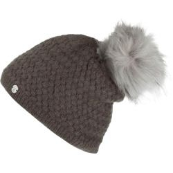 SPYDER ICICLE WOMENS BEANIE - WEL/SILVER (SILVER FUR)