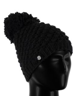 SPYDER BRRR BERRY WOMENS BEANIE - BLACK