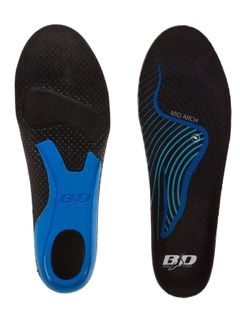 BOOTDOC STABILITY 7 MEDIUM ARCH INSOLES - SIZE 27 MP/EU 42-42.5/US 8.5-9/UK 7.5-8