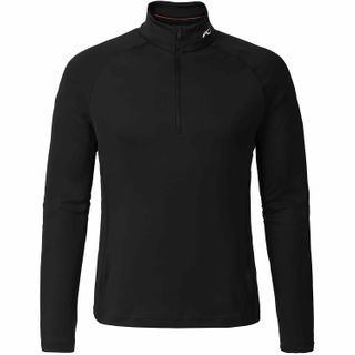 KJUS SECOND SKIN ('18) MENS TOP - BLACK - SIZE 52/L