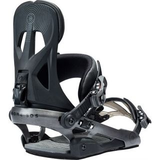 ROME ARSENAL 2018 MENS SNOWBOARD BINDINGS - BLACK - SIZE S/M
