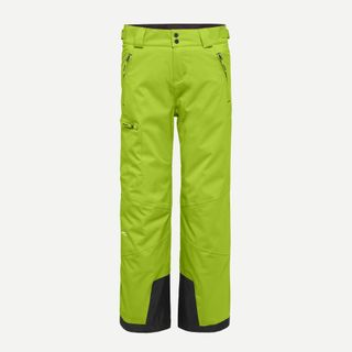 KJUS FRX ('18) KIDS PANTS - LIME GREEN - SIZE 140/10