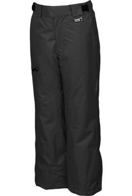 KARBON CALIBER BOYS PANTS - BLACK - SIZE 6