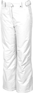 KARBON LUNA GIRLS PANTS - ARCTIC WHITE - SIZE 4