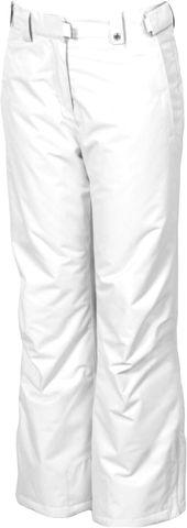 KARBON LUNA GIRLS PANTS - ARCTIC WHITE - SIZE 4