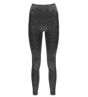 SPYDER RUNNER WOMENS THERMAL COMPRESSION PANTS - BLACK