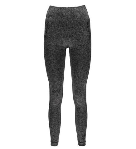 SPYDER RUNNER WOMENS THERMAL COMPRESSION PANTS - BLACK - SIZE XS/S