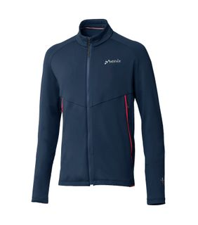 PHENIX SNOW SPEED MENS JACKET - NAVY