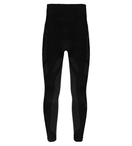 SPYDER CAPTAIN ('18) THERMAL COMPRESSION MENS PANTS - BLACK/POLAR - SIZE S/M