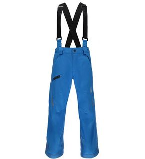 SPYDER PROPULSION ('18) BOYS PANTS - FRENCH BLUE - SIZE 12