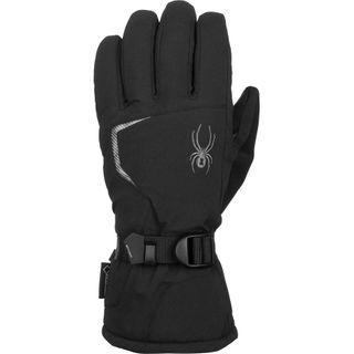 SPYDER TRAVERSE MENS GLOVES - BLACK/POLAR
