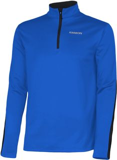 KARBON CHRONUS 1/4 ZIP MENS TOP - O1 - SIZE S