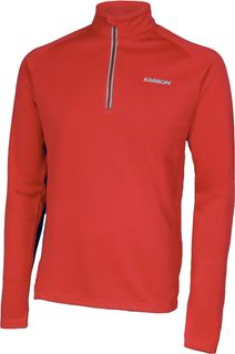 KARBON ZODIAK MENS TOP - RED