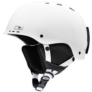 SMITH HOLT ADULTS HELMET - MATTE WHITE