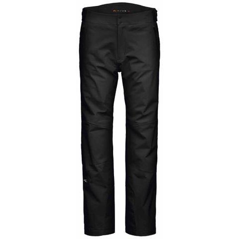 KJUS FORMULA MENS PANTS - BLACK - SIZE 48/S