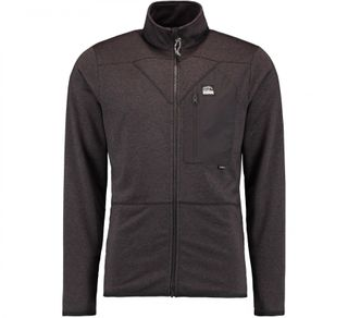 O'NEILL INFINATE ZIP MENS TOP - BLACK OUT