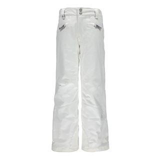 SPYDER VIXEN '18 GIRLS PANTS - WHITE